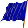 blue flag thumb