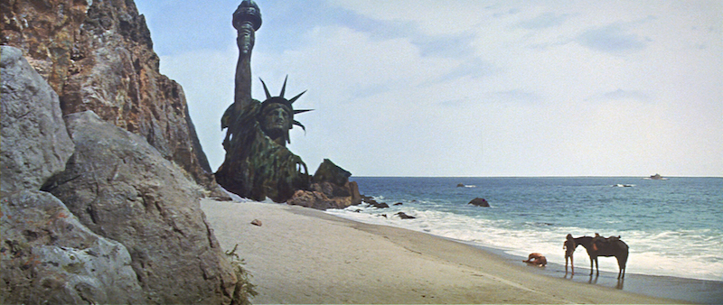 Image from Planet of the Apes movie