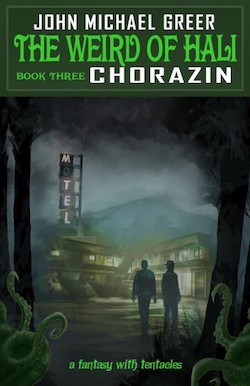 Book Three Chorazin