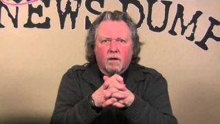 Gregory Crawford's Weekly Rant! -- Dec. 13, 2013 -- Friday News Dump