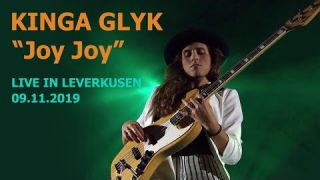 KINGA GŁYK - Joy Joy - Live in Leverkusen - 2019