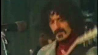 Frank Zappa Moving To Montana