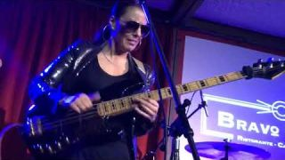 Ida Nielsen and the Funkbots live in Bologna at Bravo Cafe' 20 marzo 2019