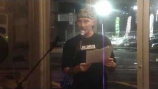 Mickey Z. - New Year's Eve open mic